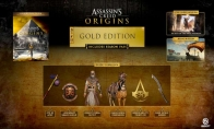 Assassin's Creed: Origins Gold Edition EU Green Gift Redemption Code