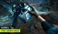 Sniper Ghost Warrior 3 - The Sabotage DLC Clé Steam