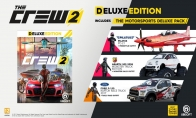 The Crew 2 Deluxe Edition US PS4 CD Key