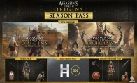Assassin's Creed: Origins - Season Pass US Uplay CD Key