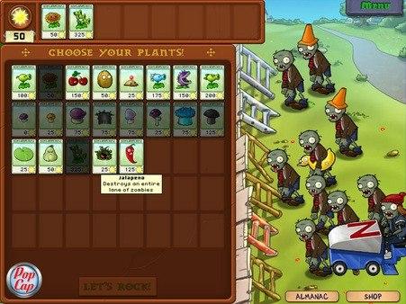 plants vs zombies free download for windows 7 32 bit