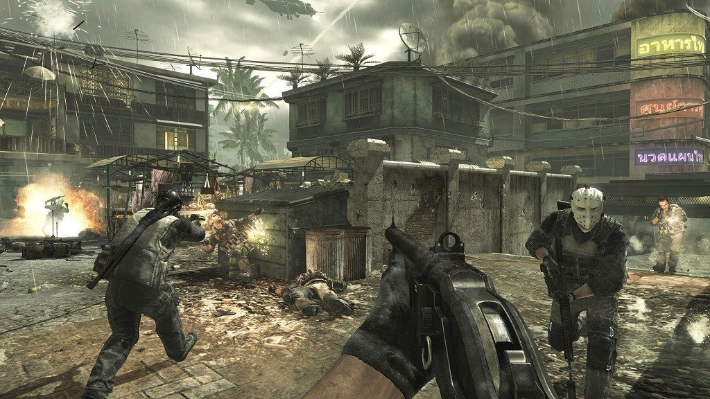 download call of duty modern warfare 3 on ios