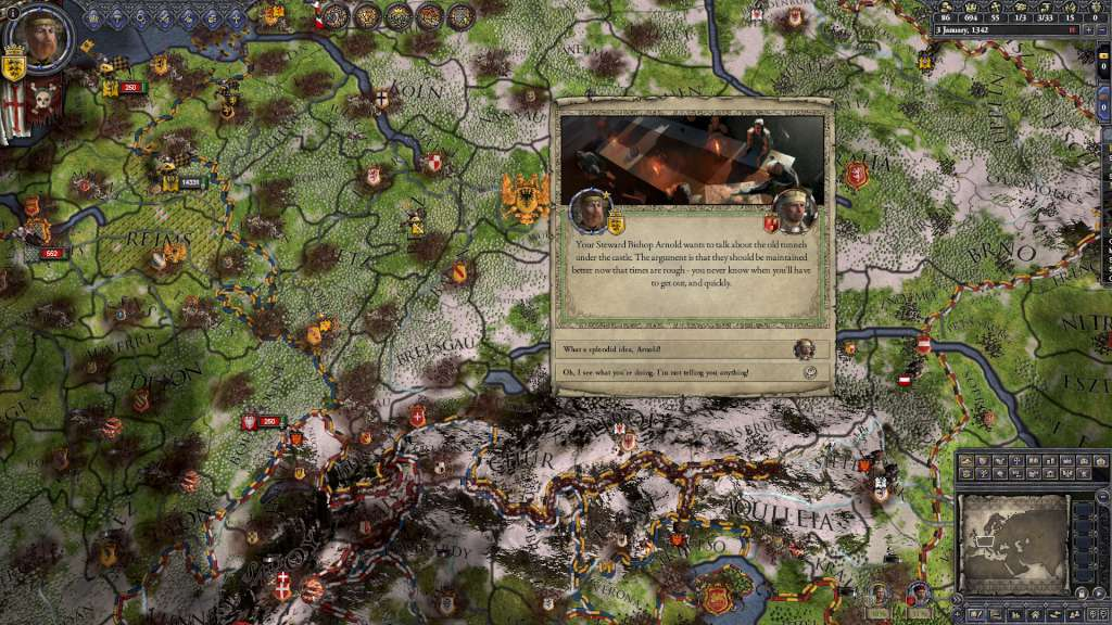 crusader kings ii the reaper s due collection dlc steam cd key