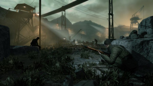 Resultado de imagen para Sniper Elite V2
