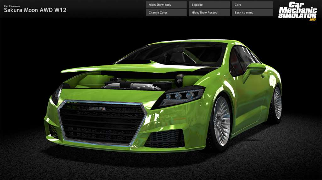Car Mechanic Simulator 2015 - Total Modifications DLC Steam CD Key