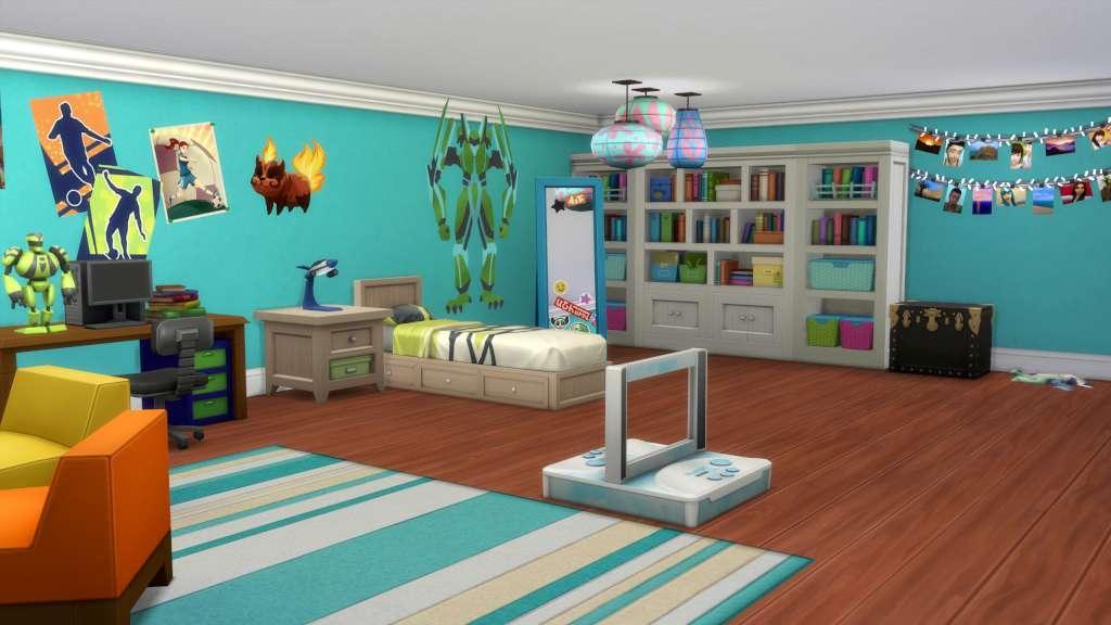 The sims 4 kids room stuff dlc origin cd key kinguin - Stuff for your room ...