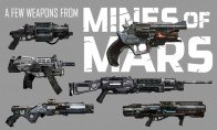 Mines of Mars Steam CD Key