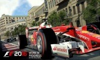F1 2016 Clé Steam