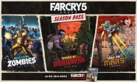 Far Cry 5 - Season Pass EU/AU Uplay Voucher