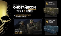 Tom Clancy's Ghost Recon Wildlands - Year 2 Pass DLC US XBOX One CD Key