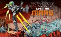 Far Cry 5 - Lost On Mars DLC US Uplay CD Key