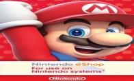 Nintendo eShop Prepaid Card €50 EU Key
