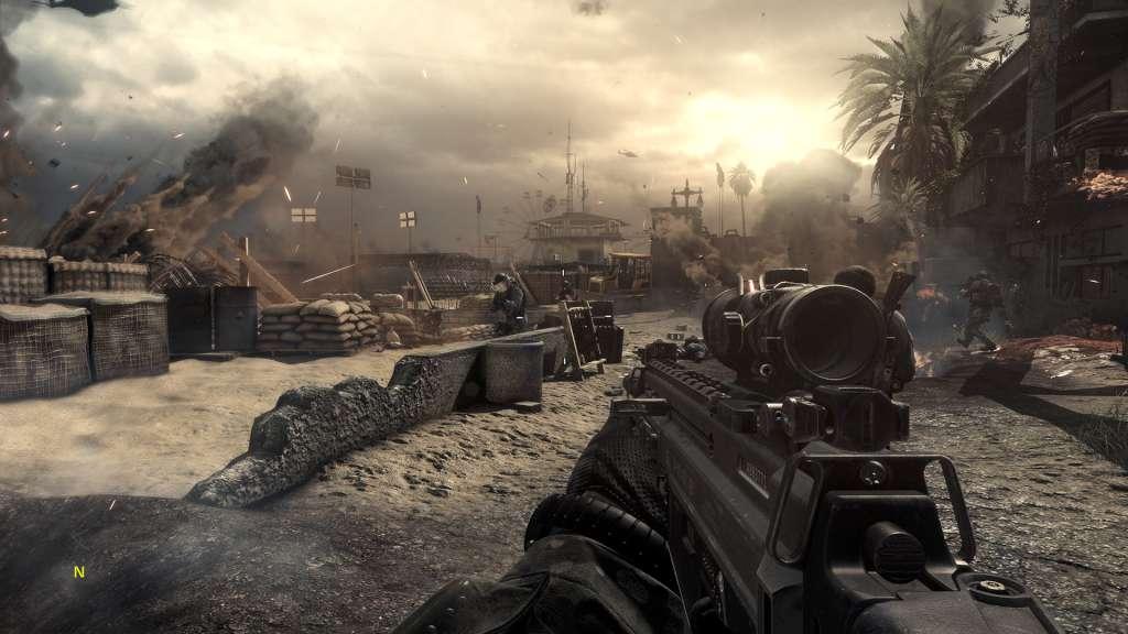 Call of Duty: Ghosts + Free Fall Bonus Map Steam Key
