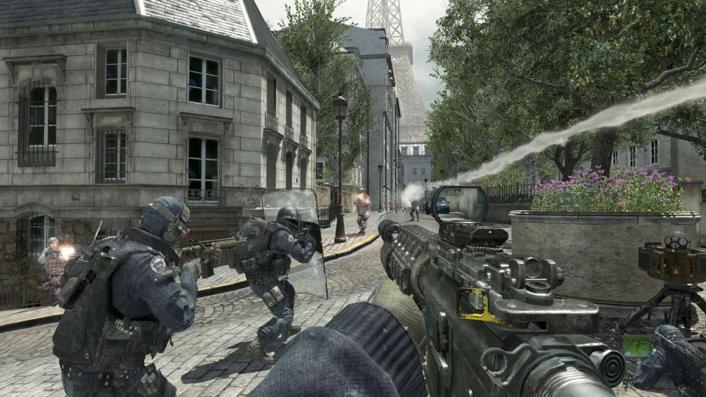 Call of duty: modern warfare 2 & 3 now available on mac iclarified.