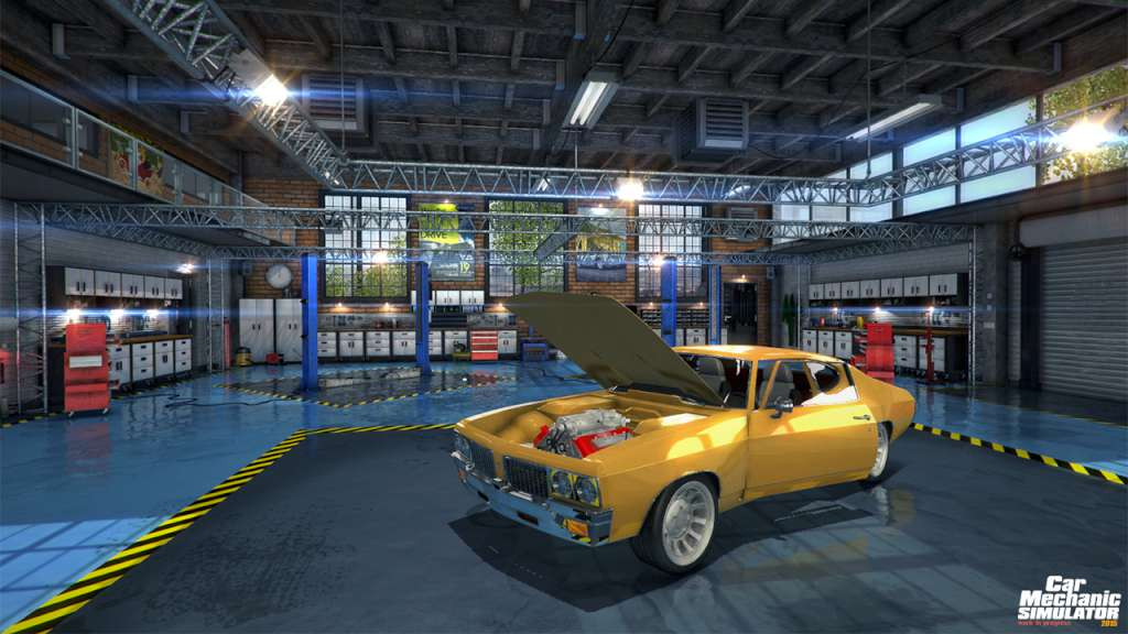 Car Mechanic Simulator Buy List