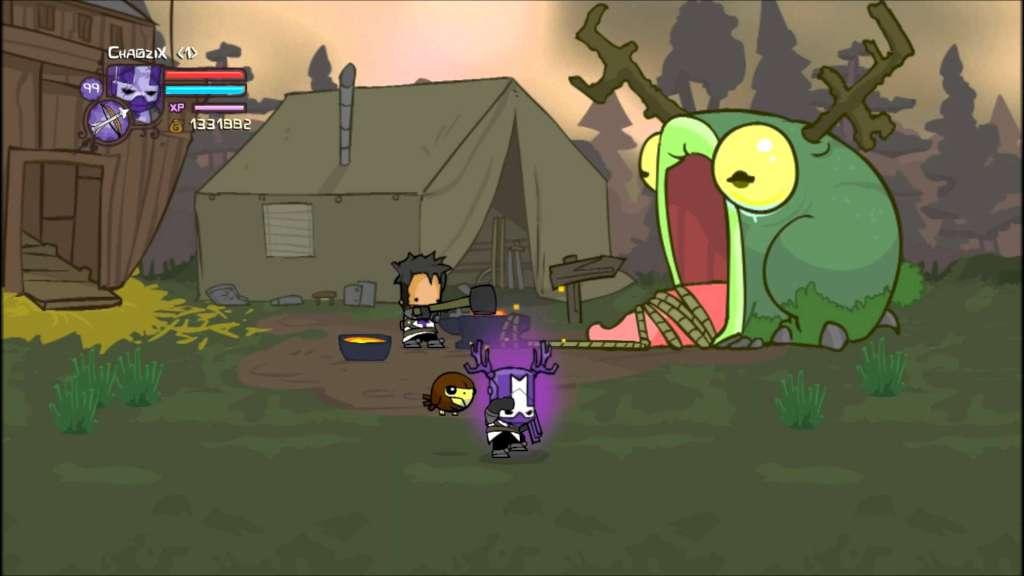 бесплатно скачать игру Castle Crashers - фото 9