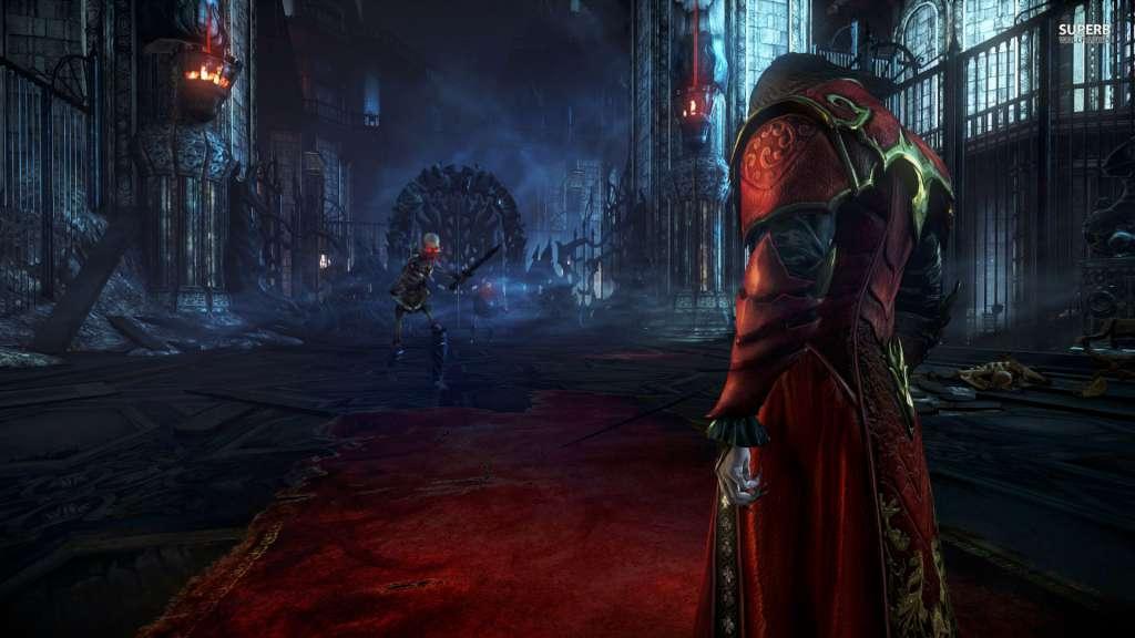 Lords of shadow 2 скачать игру