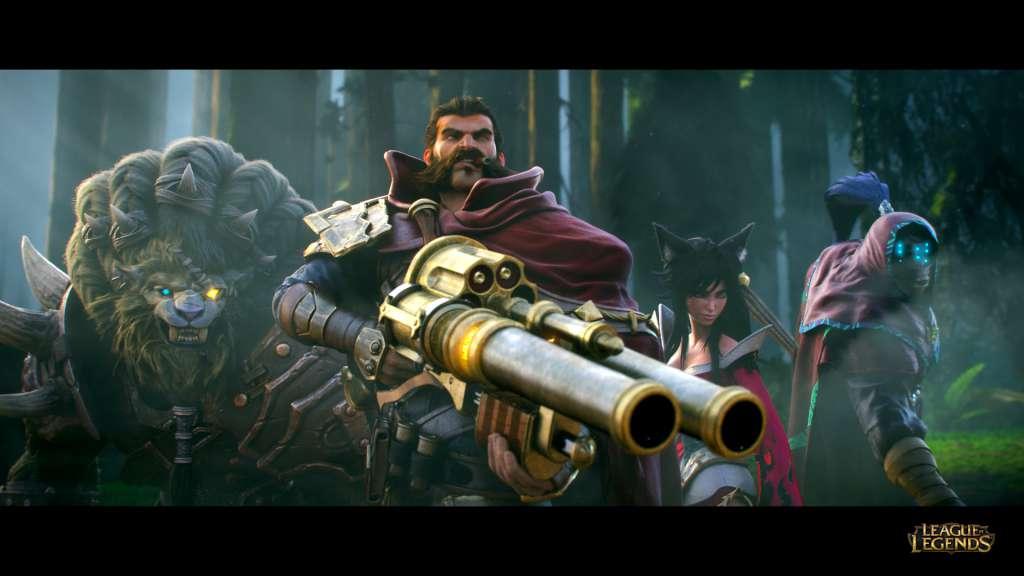 League of Legends Account - Level 30 - Unranked + 30 000 IP EUW