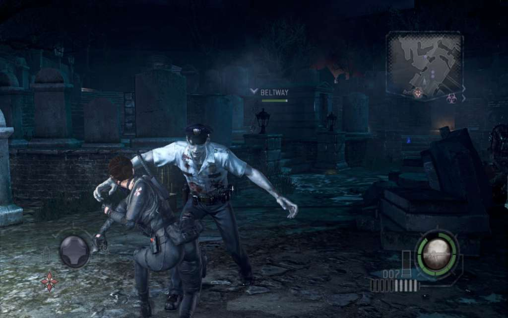 Download Game Resident Evil Operation Raccoon City Free PC