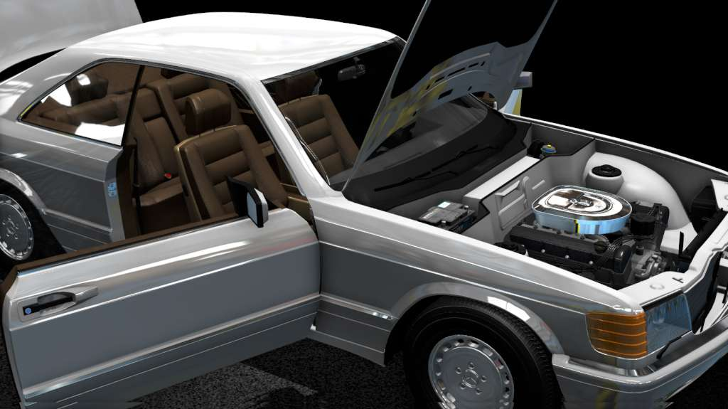 Car mechanic simulator 2015 mercedes benz dlc steam gift for Mercedes benz technician