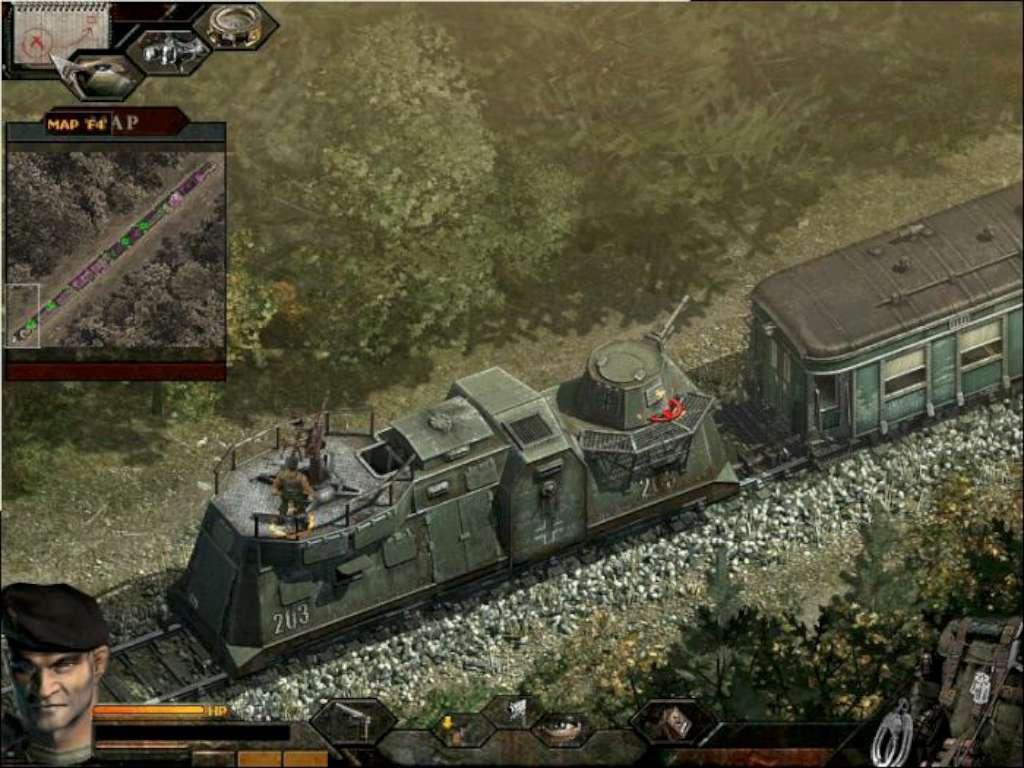 Игру скачать commandos 3
