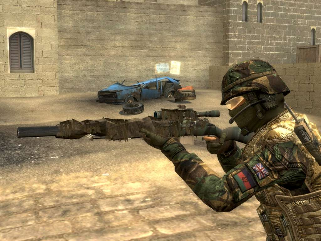 How to obtain & install cs:s(counter strike source) textures onto.