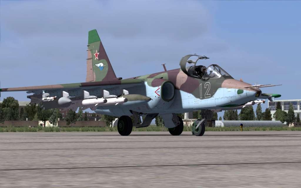 DCS: Su-25 DLC Steam CD Key