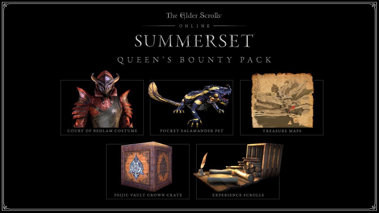 The Elder Scrolls Online: Summerset Upgrade + Morrowind