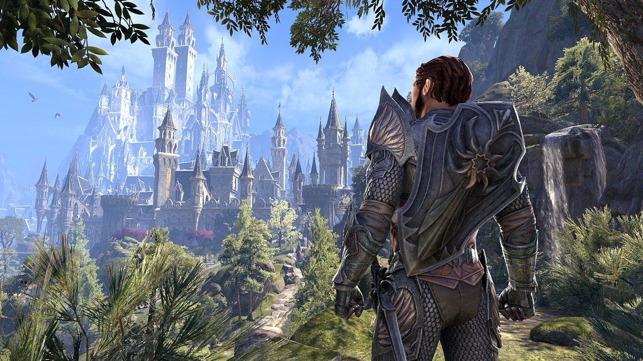 The Elder Scrolls Online: Summerset Upgrade + Morrowind