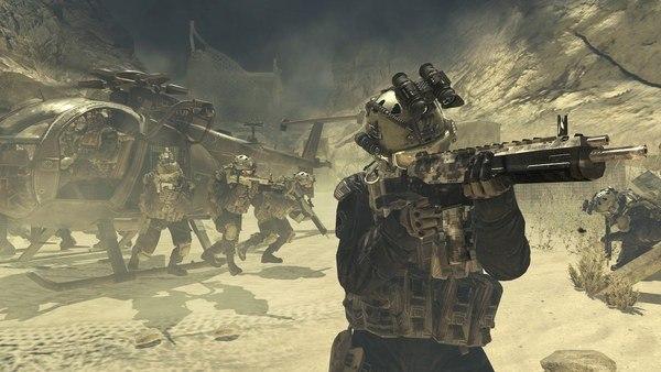 Znalezione obrazy dla zapytania call of duty modern warfare 2