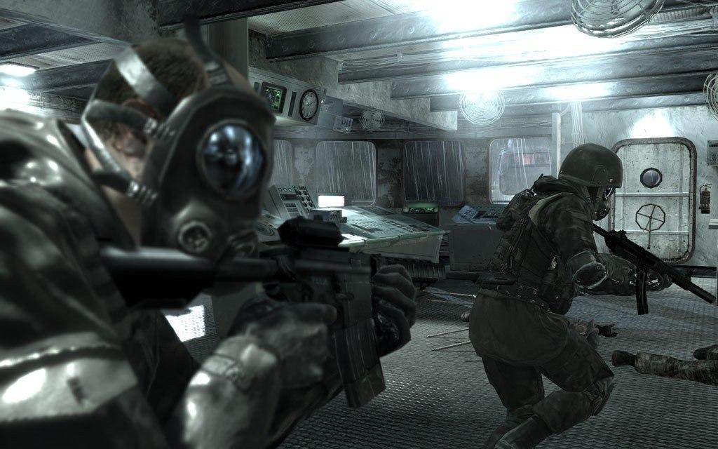 скачать бесплатно игру Call Of Duty 4 Modern Warfare 4 - фото 5