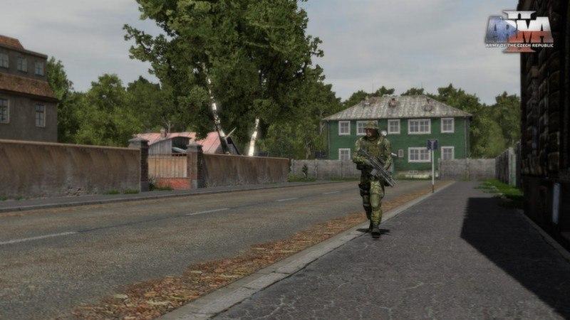 Czech military uncut