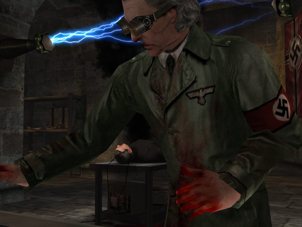 Return To Castle Wolfenstein Cd Key Free