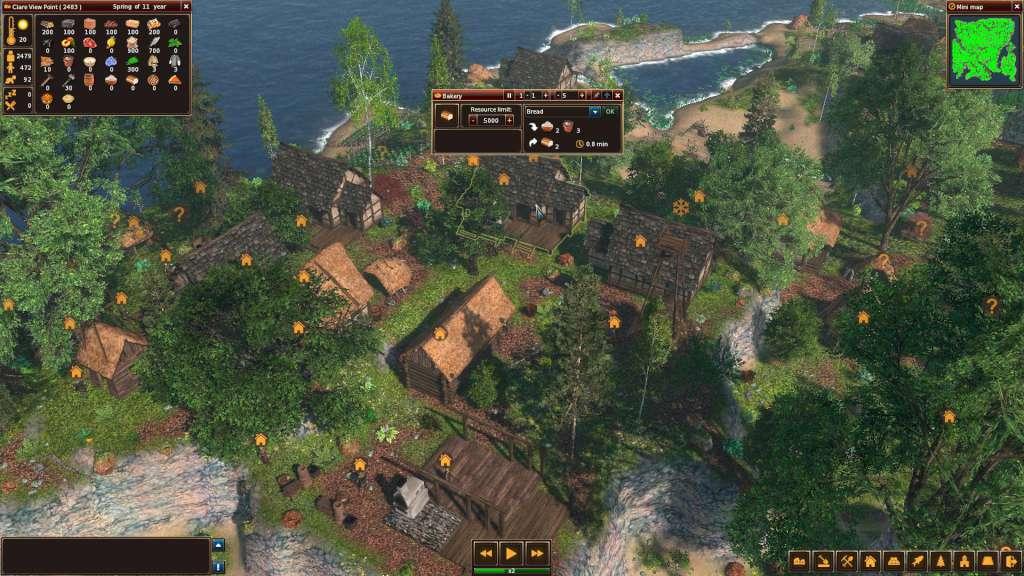 Скачать Игру Life Is Feudal Forest Village - фото 3