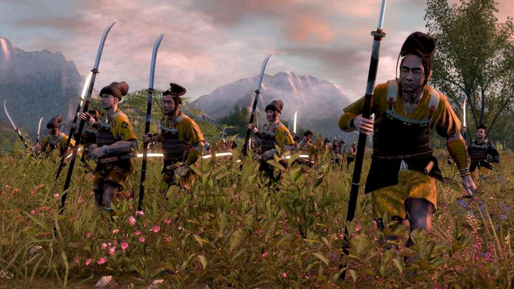 Total War: Shogun 2 - Rise of the Samurai Campaign DLC Steam CD Key