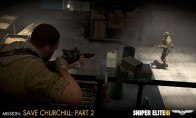 Sniper Elite III - Save Churchill Part 2: Belly of the Beast DLC Steam CD Key