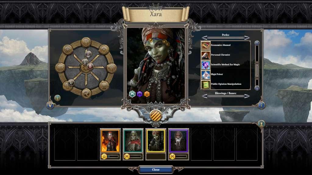 скачать игру Warlock 2 The Exiled - фото 11