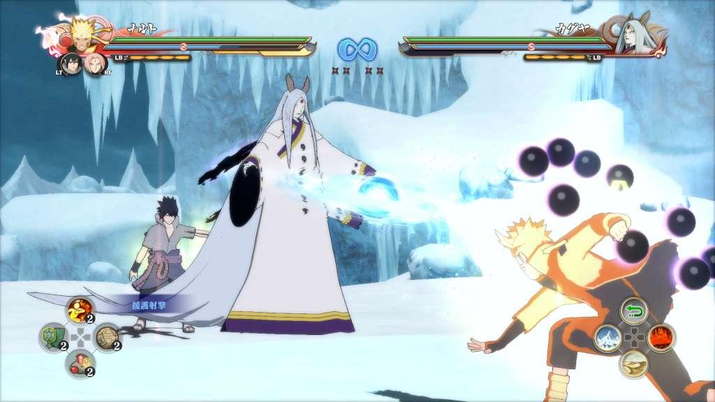 Naruto Shippuden Ultimate Ninja Storm 4 Season Pus Ps4 Cd Key