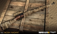 Sniper Elite III - Camouflage Weapons Pack DLC Steam CD Key