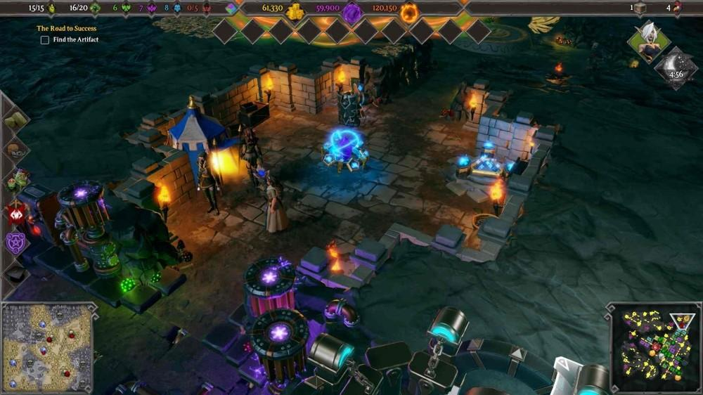 Dungeons 3 - Clash of Gods DLC Steam CD Key