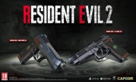RESIDENT EVIL 2 / BIOHAZARD RE:2 - Deluxe Weapon Samurai Edge - Chris & Jill Model Bundle DLC XBOX One CD Key