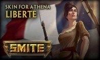 SMITE - Athena & Athena Liberte Skin CD Key