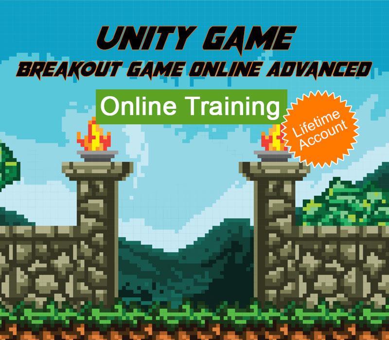 Unity Game – BreakOut Online Training Educba com Code | Kinguin