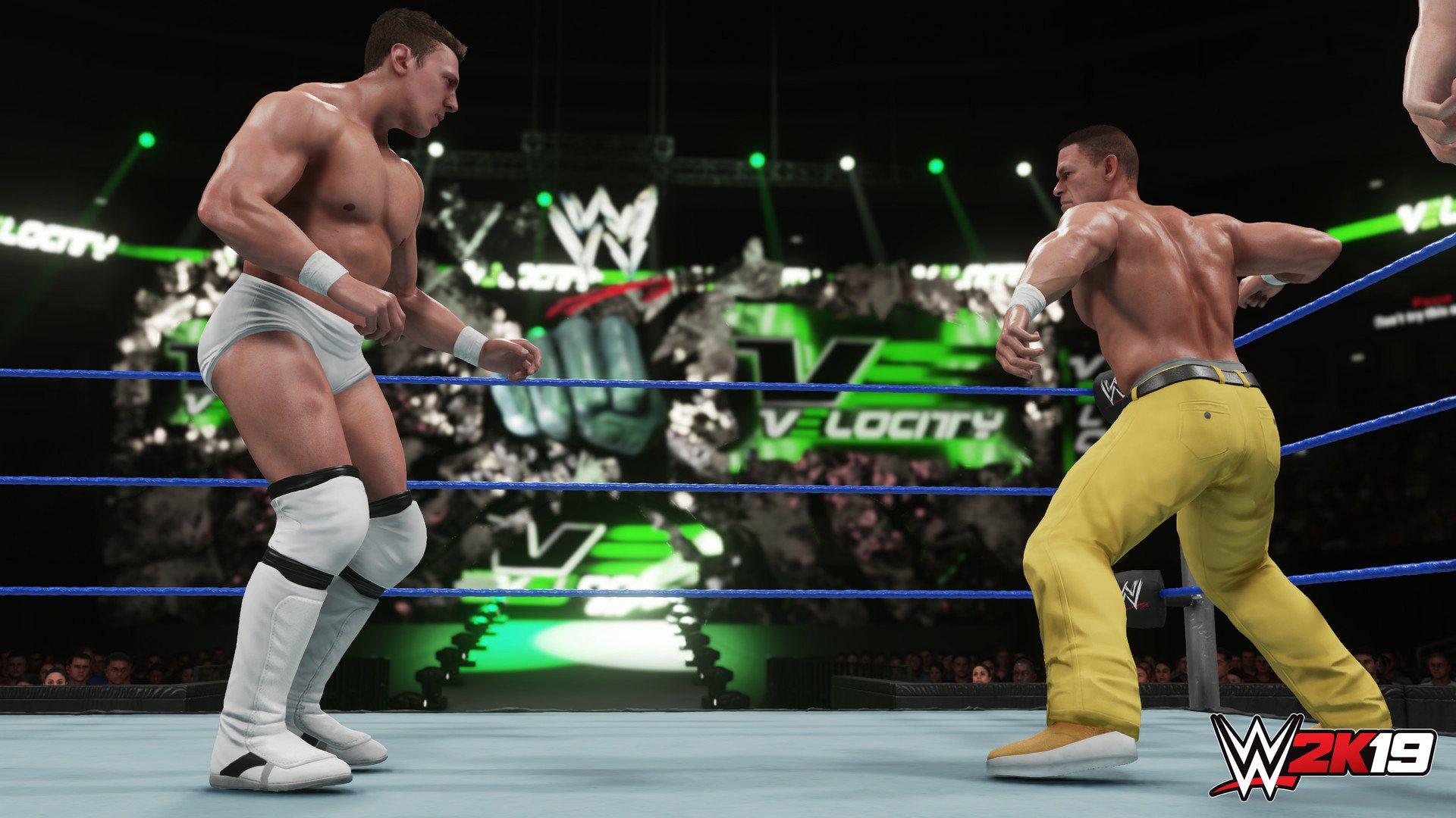 WWE 2K19 Steam CD Key