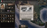 Hearts of Iron IV - Man the Guns DLC Steam CD Key