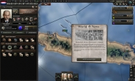 Hearts of Iron IV - Man the Guns DLC EU Steam Altergift
