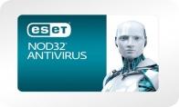 ESET NOD32 Antivirus (1 Year / 3 PC)