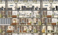 Project Highrise: Brilliant Berlin DLC Steam CD Key
