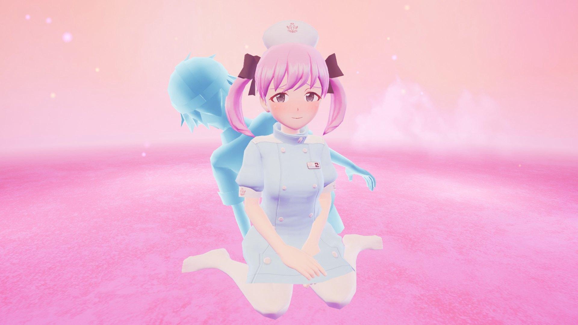 Gal★Gun 2: Angelic Nurse Uniform Set 2018 pc game Img-2