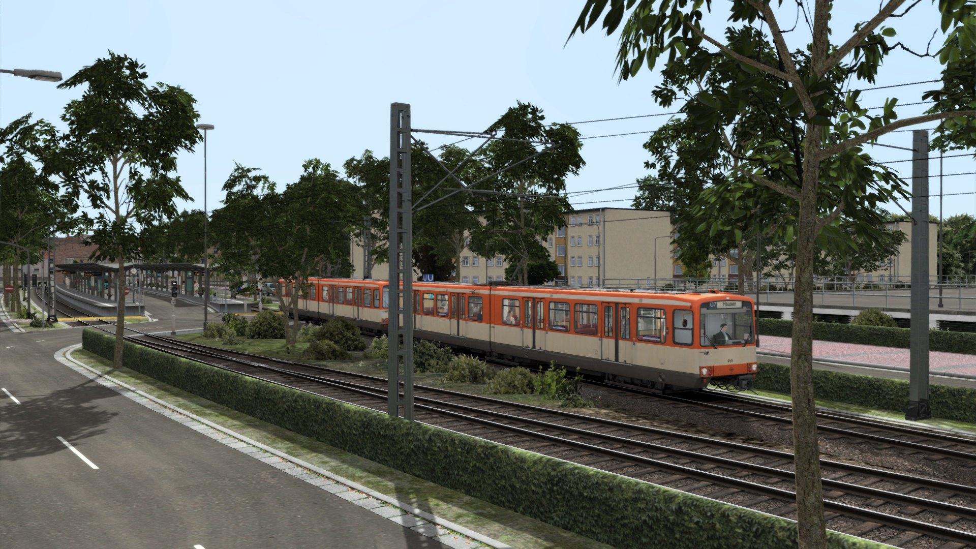 U Bahn Simulator Frankfurt